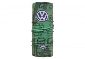CK Bandana 1505004 Masker Motor Multifungsi Motif Volkswagen Kombi