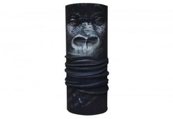 CK Bandana 1507004 Masker Motor Multifungsi Motif Gorilla