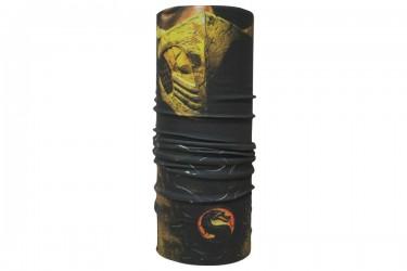 CK Bandana 1509011 Masker Motor Multifungsi Motif MK Scorpion