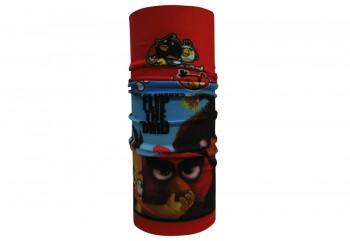 CK Bandana 1606006 Motif Angry Bird Masker Motor Merah