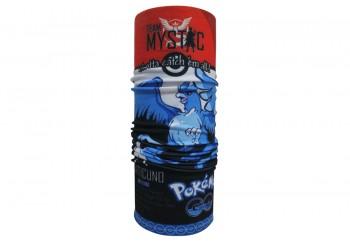 CK Bandana 1607001 Masker Motor Multifungsi Motif Team Mystic