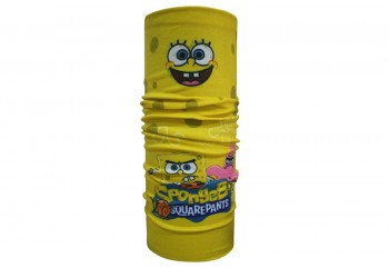 CK Bandana 1607006 Masker Motor Multifungsi Motif Spongebob