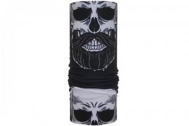 CK Bandana 1702004 Masker Motor Multifungsi Motif Imperial Skull Moustache