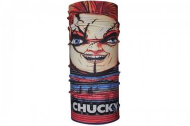 CK Bandana 1708001 Masker Motor Multifungsi Motif Boneka Chucky