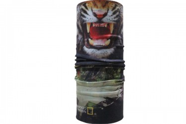 CK Bandana 1808003 Masker Motor Motif NG Tiger