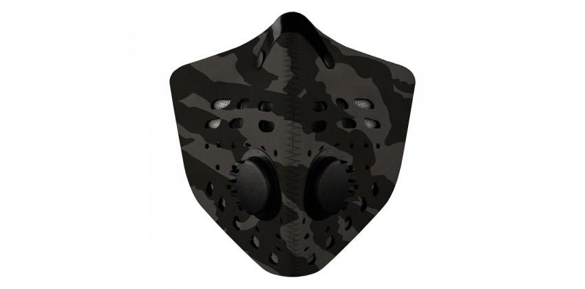 Anti Polusi N99 Camo Noir  Masker Motor Masker 0