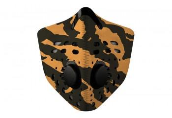 Anti Polusi N99 Camo Tiger  Masker Motor Buff