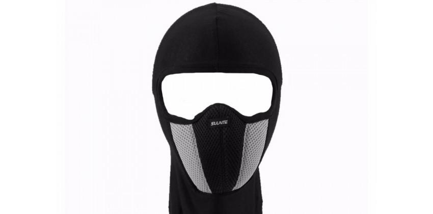 Breathable Dustproof Cotton  Masker Motor Balaclava 0