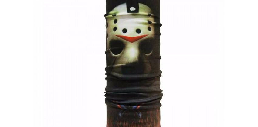 CK 1605012  Masker Motor Buff Motif Jason 0