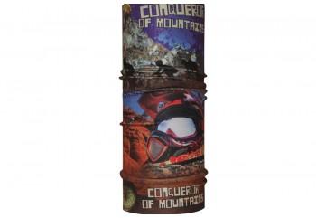 CK Bandana 1407014 Masker Motor Multifungsi Motif Conqueror