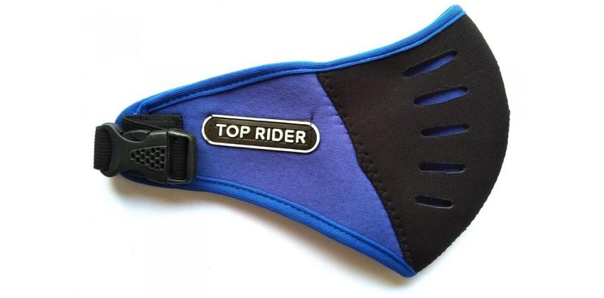 Top Rider  Masker Motor Balaclava Kain 0