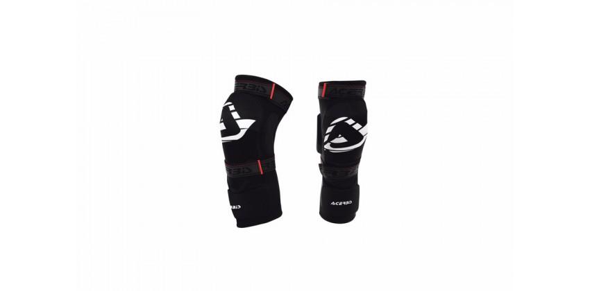 Knee 2.0 Soft Knee Protektor Pelindung Lutut Soft 2.0 Knee Guards Acerbis 0