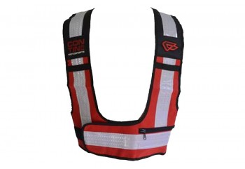 Contin Safety Vest Rompi Touring Merah