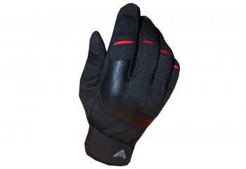 Inventzo Abrafo Sarung Tangan Full-Finger Hitam