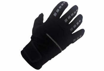 Inventzo Defender Sarung Tangan Full-Finger Hitam