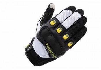 RS Taichi RST-412 Sarung Tangan Full-Finger Putih