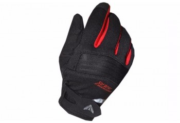 Inventzo Savo Sarung Tangan Full-Finger Merah