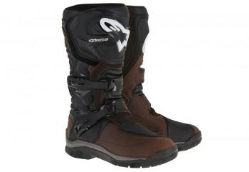 Alpinestars Corozal Adventure Drystar Oiled Sepatu Balap Coklat