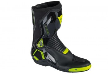 Dainese Course D1 Out Sepatu Touring Hitam