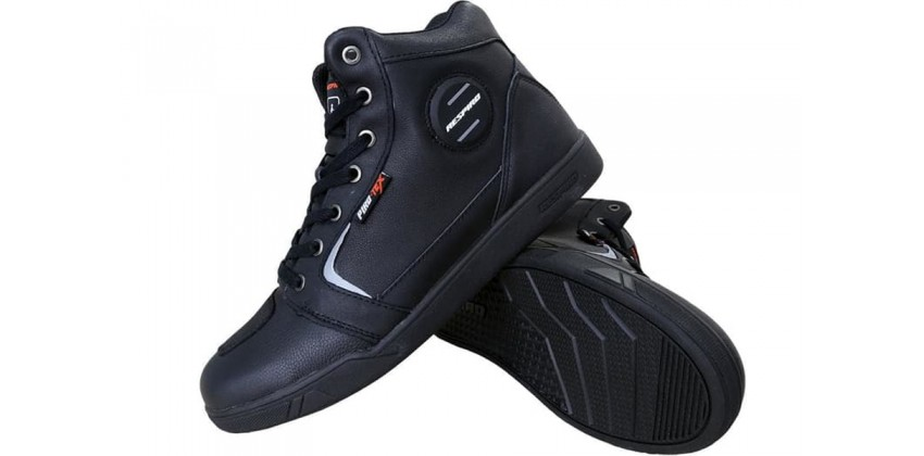 D-Trenz Ultra Leather Riding Shoe Black Black 0
