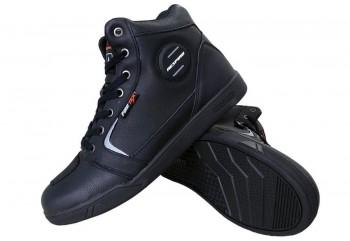 D-Trenz Ultra Leather Riding Shoe Black Black
