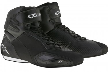 Alpinestars Faster-2#BK14 Sepatu Harian Hitam