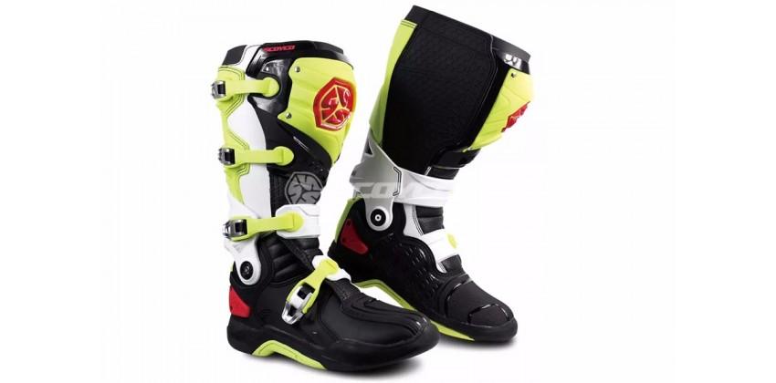 M7 - MBM002 Racing Boots 0