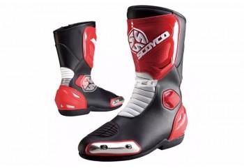 Scoyco MBT004 Sepatu Balap Merah