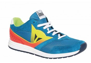 Dainese Paddock Sepatu Harian Biru