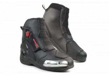 Scoyco R4 - MR002 Sepatu Touring Hitam