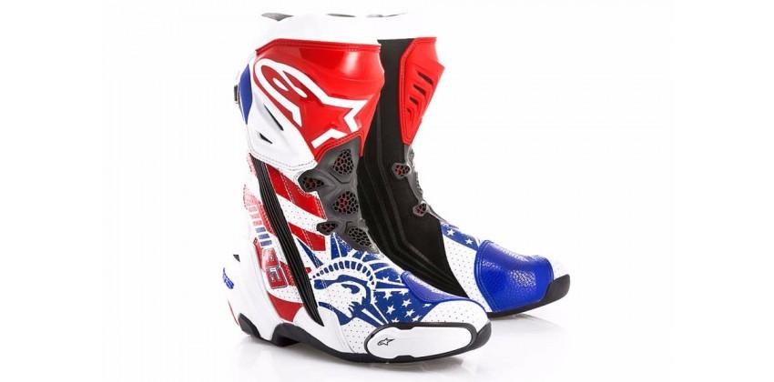 Republik Supertech R Racing Boots Marc Marquez 0