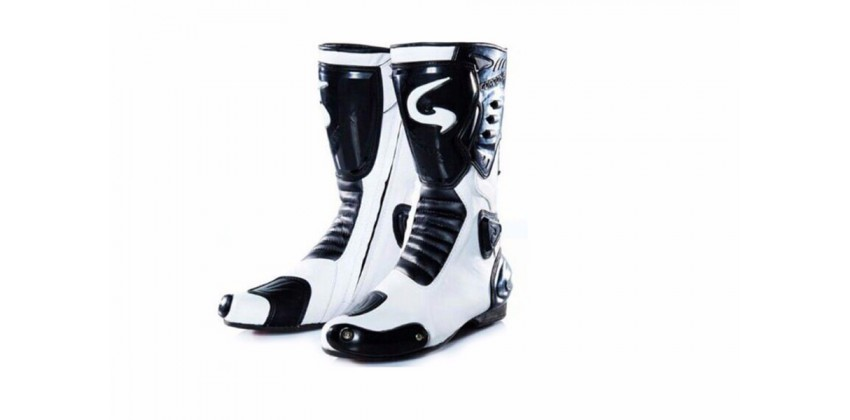 Road Race Racing Boots 0