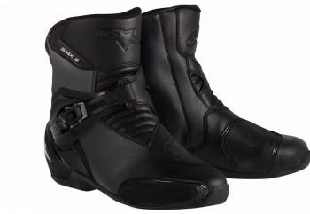 Alpinestars SMX 3 Sepatu Touring Hitam