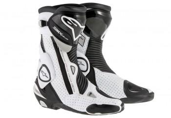 Alpinestars SMX Plus #430 Sepatu Touring Putih
