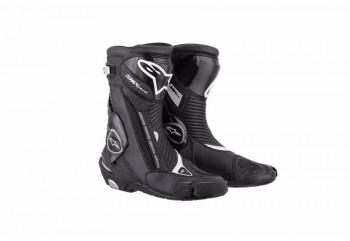 Alpinestars SMX Plus Sepatu Balap Hitam