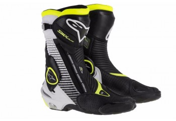 SMX Plus Boot Racing Boots Hitam