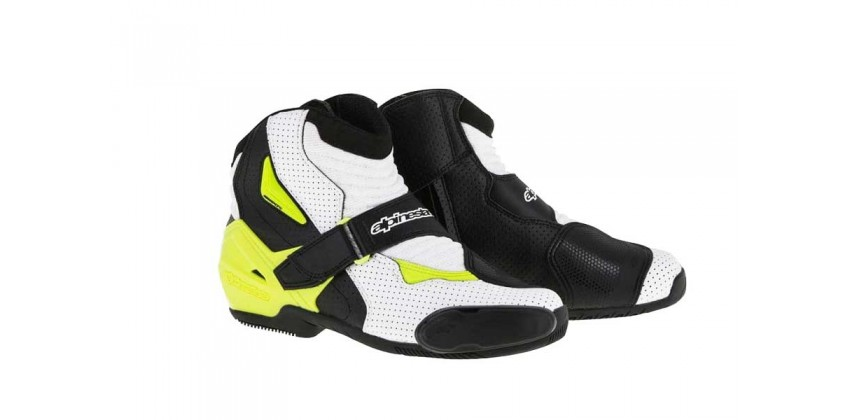 Stella SMX 1R Vented  Sepatu Riding Shoe 45 0