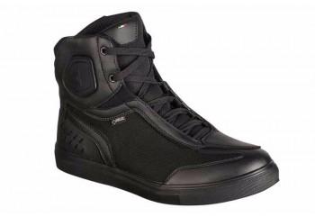 Dainese Street Darker Gore-Tex Sepatu Harian Hitam