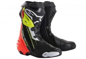 Alpinestars Supertech R Sepatu Touring Kuning