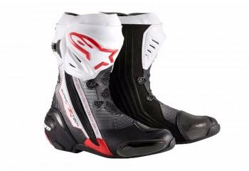 Alpinestars Supertech R Sepatu Balap Hitam