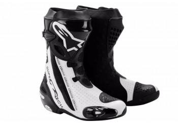 Alpinestars Supertech R Sepatu Balap Putih