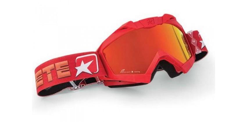 Adrenaline Primis Red Lens  Sunglasses & Goggles Motocross Goggle 0