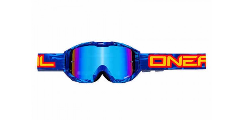B1 RL Icebreaker Radium  Sunglasses & Goggles Motocross Goggle 0