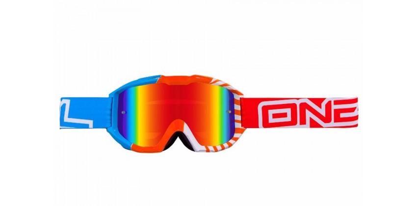 B1 RL Okinawa Radium  Sunglasses & Goggles Motocross Goggle 0