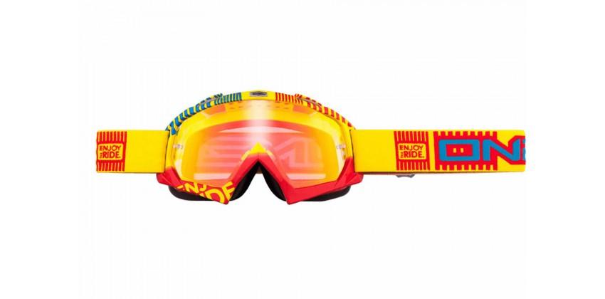 B-Flex ETR Radium  Sunglasses & Goggles Motocross Goggle 0