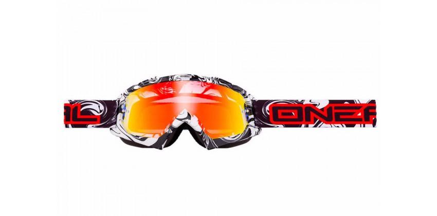 B-Flex Hendrix Radium  Sunglasses & Goggles Motocross Goggle 0