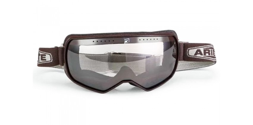 Feather Brown-Green Strap  Sunglasses & Goggles Motocross Goggle 0