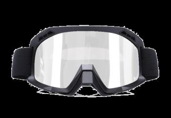 ZULU Glossy Clear Goggle