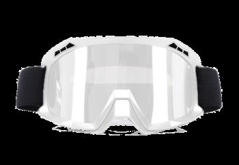 ZULU Glossy Clear Goggles