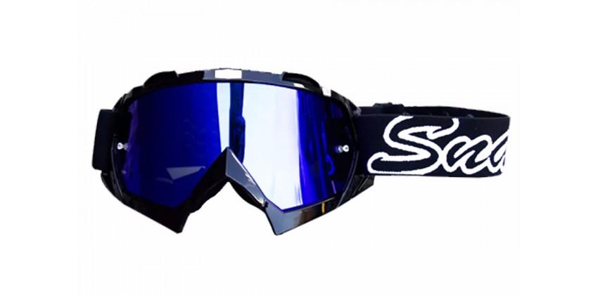 MX-18 Revo Blue Visor 0
